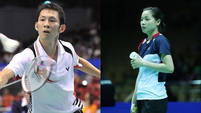 Cầu lông Việt Nam giành thêm 2 suất dự Olympic - Ảnh 1.