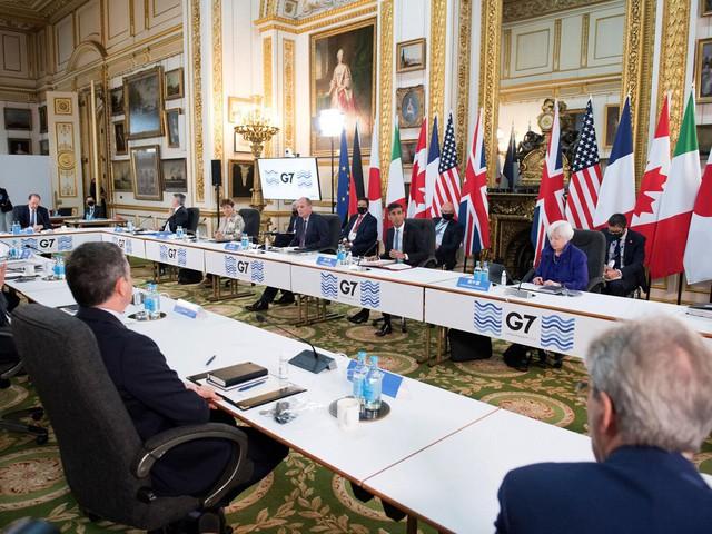G7 đạt thỏa thuận về thuế doanh nghiệp toàn cầu: Bước ngoặt lịch sử trong kỷ nguyên số - Ảnh 1.
