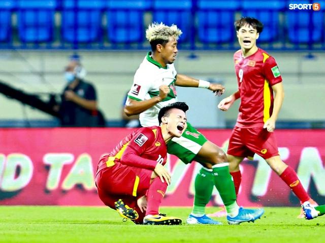 Đè bẹp tuyển Indonesia, Việt Nam giữ vững ngôi đầu bảng G, nhận thưởng nóng 1 tỷ đồng - Ảnh 1.