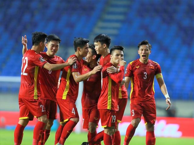 HLV Park Hang-seo loại Tuấn Anh, Quang Hải trước trận gặp Malaysia - Ảnh 1.