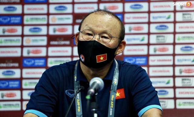 """HLV Park Hang-seo: """"Vắng Quang Hải ở trận gặp Malaysia cũng là một điều hay"""" - Ảnh 2."""