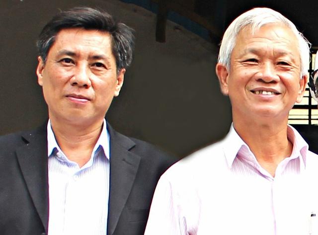 NÓNG: Bắt tạm giam 2 nguyên Chủ tịch UBND tỉnh Khánh Hòa - Ảnh 1.