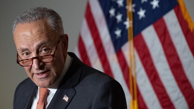 Thượng viện Mỹ thông qua dự luật hàng trăm tỷ đối phó với Trung Quốc - Ảnh 1.