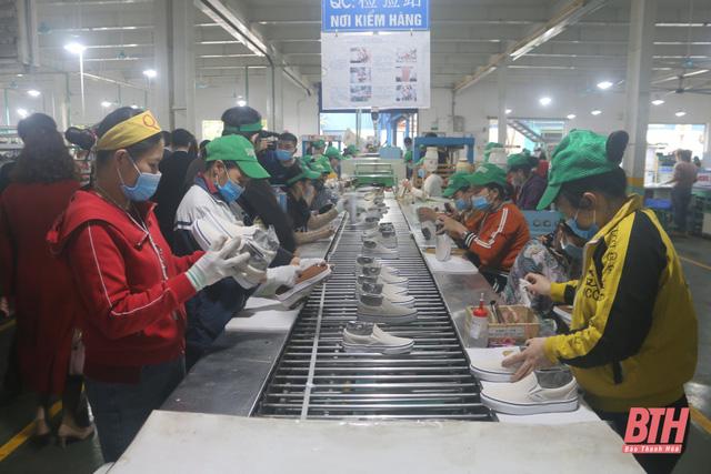 Thanh Hoá nỗ lực giải quyết việc làm cho hàng chục nghìn người lao động - Ảnh 1.