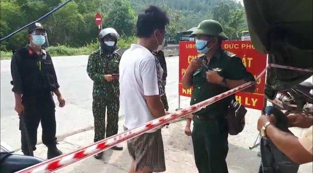 Bộ Y tế thành lập Tổ hỗ trợ công tác phòng, chống dịch COVID-19 tại Quảng Ngãi; Thanh niên bịa chuyện bố bị bệnh rồi xin ra khỏi khu phong tỏa mua ma túy - Ảnh 2.