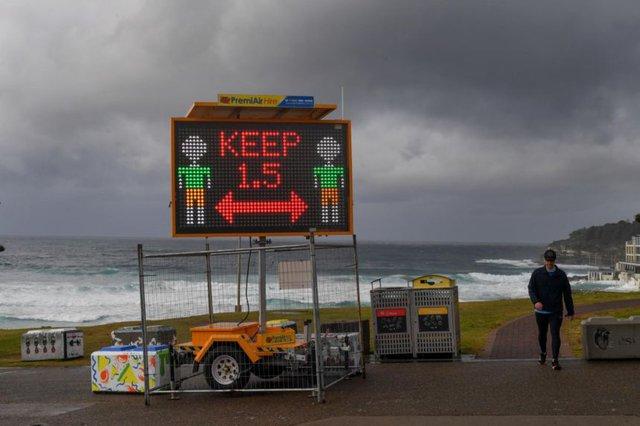 Australia bùng phát dịch bệnh ngay trong đợt phong tỏa - Ảnh 1.