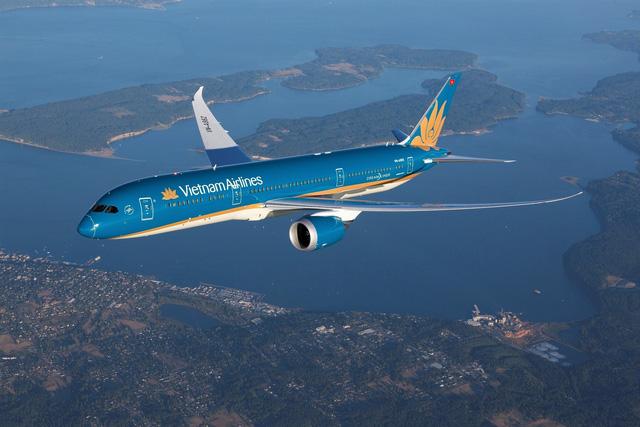Vietnam Airlines mở lại một số đường bay quốc tế đến Châu Á, Châu Âu, Châu Úc - Ảnh 1.