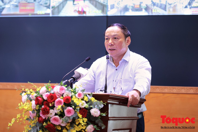 """Bộ trưởng Nguyễn Văn Hùng: Ngành TDTT cần tập trung """"1 trọng tâm, 3 đề án và 2 đột phá"""" trong năm 2021 - Ảnh 3."""
