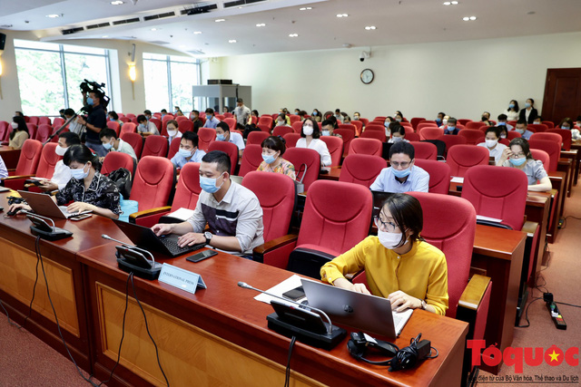Chuẩn bị nhiều phương án đảm bảo an toàn phòng dịch trong Kỳ họp thứ nhất, Quốc hội khóa XV - Ảnh 2.
