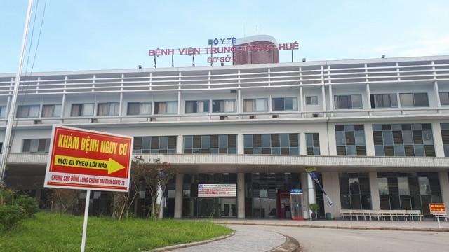 Thừa Thiên Huế chuẩn bị khu cách ly, sẵn sàng đón công dân trở về từ TP HCM - Ảnh 3.