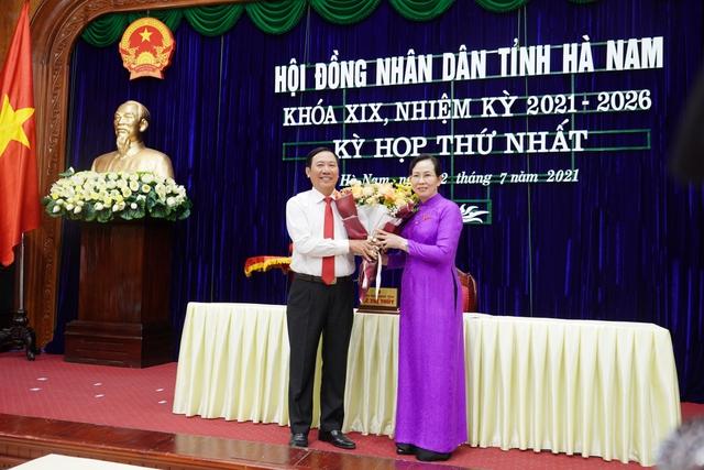 Kiện toàn nhân sự chủ chốt các tỉnh Cà Mau, Hà Nam, Đồng Nai, Đồng Tháp - Ảnh 2.