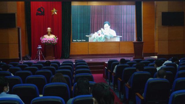 Hội nghị trực tuyến toàn quốc nghiên cứu, học tập, quán triệt Nghị quyết Đại hội XIII của Đảng - Ảnh 1.