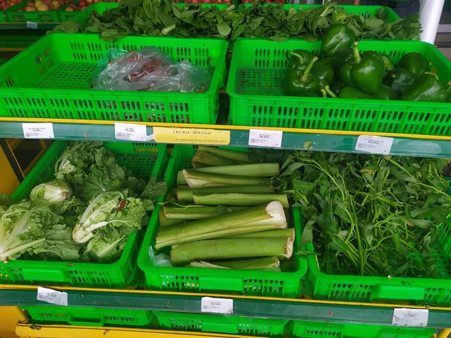 Đoàn công tác của Tổng cục QLTT giám sát nắm bắt tình hình tại các siêu thị, chợ truyền thống trên địa bàn TP. Hồ Chí Minh và các tỉnh phía Nam - Ảnh 9.