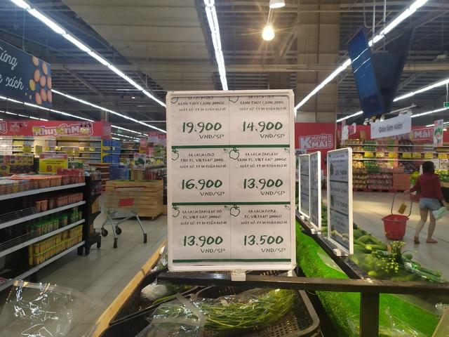 Đoàn công tác của Tổng cục QLTT giám sát nắm bắt tình hình tại các siêu thị, chợ truyền thống trên địa bàn TP. Hồ Chí Minh và các tỉnh phía Nam - Ảnh 4.