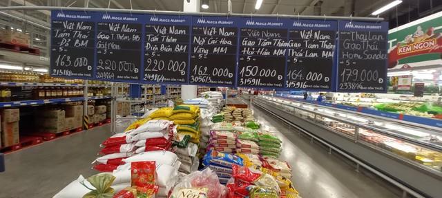 Đoàn công tác của Tổng cục QLTT giám sát nắm bắt tình hình tại các siêu thị, chợ truyền thống trên địa bàn TP. Hồ Chí Minh và các tỉnh phía Nam - Ảnh 13.