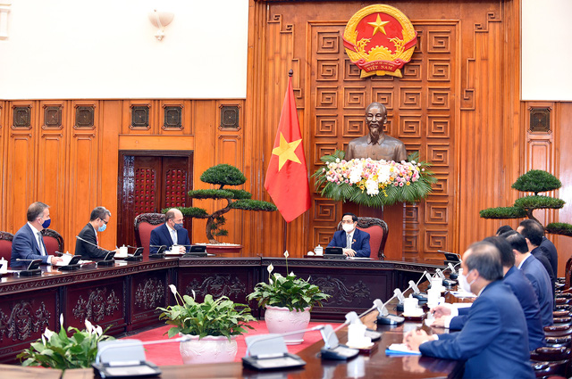 Góp phần thúc đẩy quan hệ Đối tác chiến lược Việt Nam - Anh ngày càng phát triển - Ảnh 1.