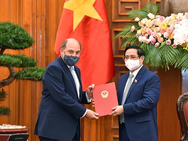 Góp phần thúc đẩy quan hệ Đối tác chiến lược Việt Nam - Anh ngày càng phát triển - Ảnh 2.