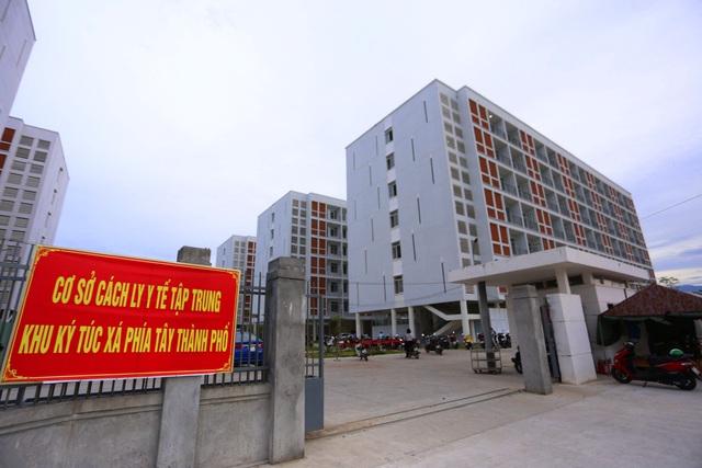 Ảnh: Bệnh viện dã chiến số 1 quy mô 1.700 giường điều trị bệnh nhân COVID-19 ở Đà Nẵng hoạt động - Ảnh 15.