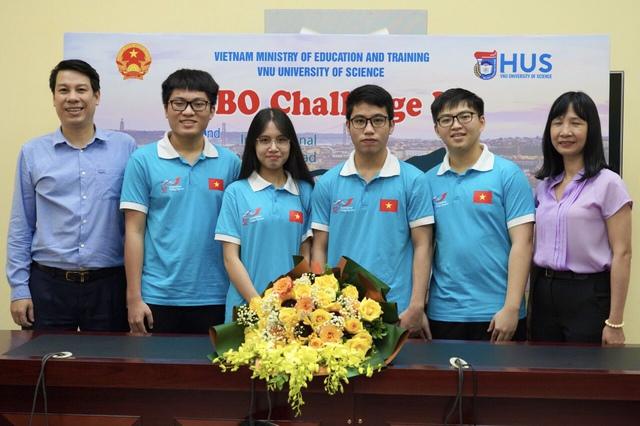 Học sinh Việt Nam đoạt thành tích xuất sắc tại Olympic Sinh học quốc tế 2021 - Ảnh 1.