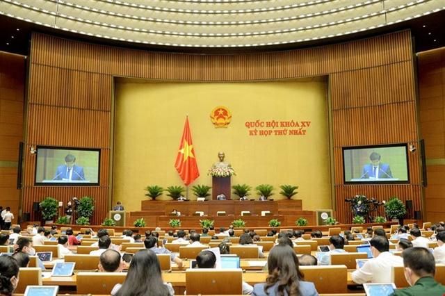 Quốc hội rút sẽ bế mạc sớm hơn 3 ngày - Ảnh 1.