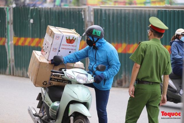 Hà Nội: Xử lý nghiêm shipper vi phạm công tác phòng chống dịch bệnh - Ảnh 9.