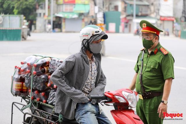 Hà Nội: Xử lý nghiêm shipper vi phạm công tác phòng chống dịch bệnh - Ảnh 2.