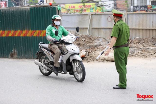 Hà Nội: Xử lý nghiêm shipper vi phạm công tác phòng chống dịch bệnh - Ảnh 1.