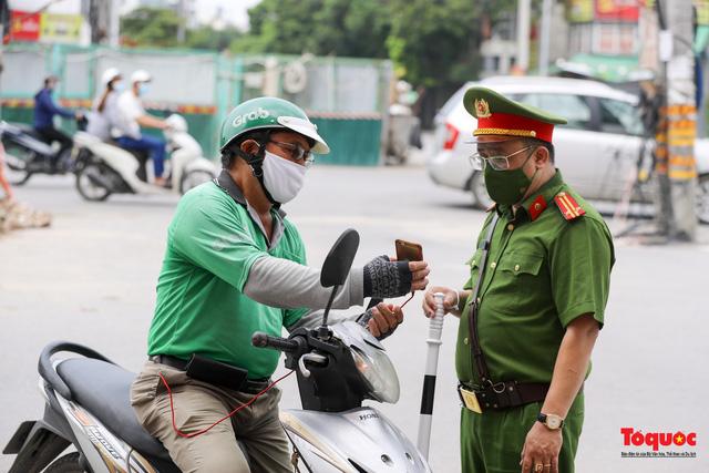 Hà Nội: Xử lý nghiêm shipper vi phạm công tác phòng chống dịch bệnh - Ảnh 10.