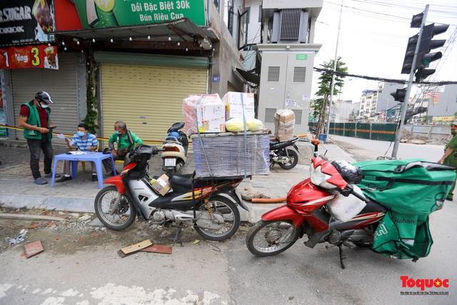 Hà Nội: Xử lý nghiêm shipper vi phạm công tác phòng chống dịch bệnh - Ảnh 6.