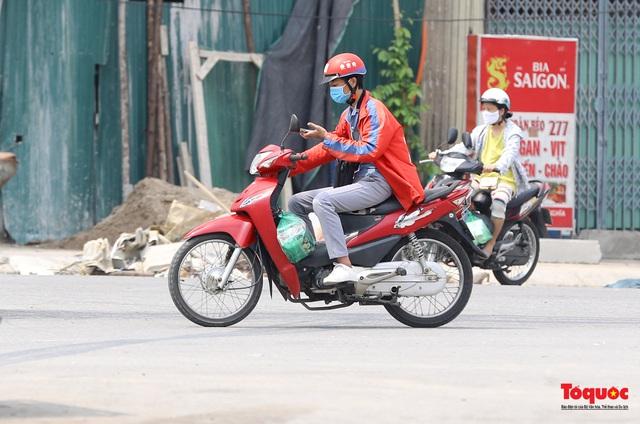 Hà Nội: Xử lý nghiêm shipper vi phạm công tác phòng chống dịch bệnh - Ảnh 11.