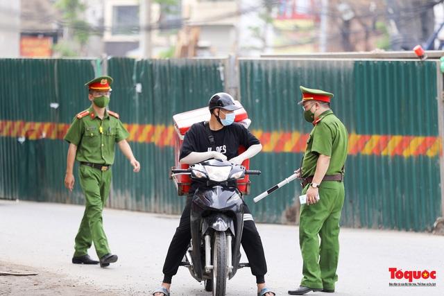 Hà Nội: Xử lý nghiêm shipper vi phạm công tác phòng chống dịch bệnh - Ảnh 7.