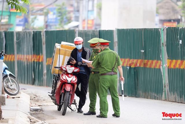 Hà Nội: Xử lý nghiêm shipper vi phạm công tác phòng chống dịch bệnh - Ảnh 4.