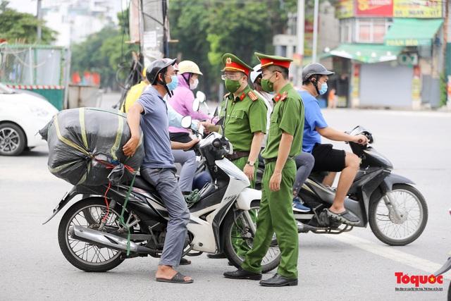 Hà Nội: Xử lý nghiêm shipper vi phạm công tác phòng chống dịch bệnh - Ảnh 3.