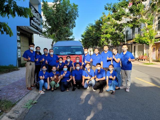 Đoàn y bác sỹ tại Huế lên đường hỗ trợ Bình Dương chống dịch COVID-19 - Ảnh 3.