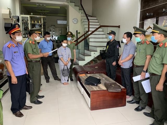 Chánh văn phòng Cảng hàng không quốc tế Phú Bài bị khởi tố vì tham ô tài sản - Ảnh 1.