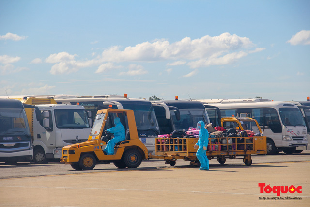 Thừa Thiên Huế đón 240 công dân từ TPHCM về quê tránh dịch - Ảnh 11.