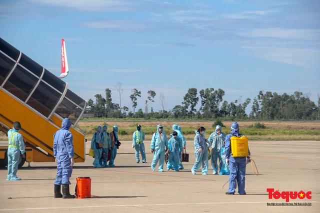 Thừa Thiên Huế đón 240 công dân từ TPHCM về quê tránh dịch - Ảnh 3.