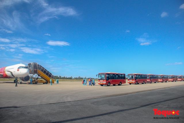 Thừa Thiên Huế đón 240 công dân từ TPHCM về quê tránh dịch - Ảnh 1.