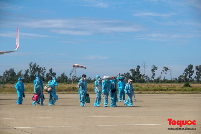 Thừa Thiên Huế đón 240 công dân từ TPHCM về quê tránh dịch - Ảnh 5.