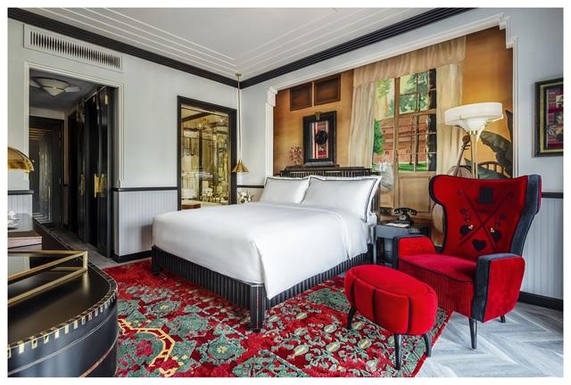 2 khách sạn mới của Sun Group tại Hà Nội và Phú Quốc- nơi vừa lọt top điểm đến tuyệt vời nhất thế giới 2021 - Ảnh 4.