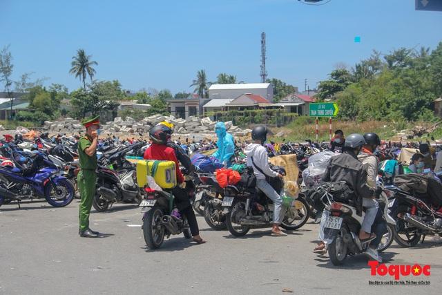 Thừa Thiên Huế ghi nhận 6 ca mắc COVID mới, nhiều ca bệnh trở về từ vùng dịch bằng xe máy - Ảnh 1.