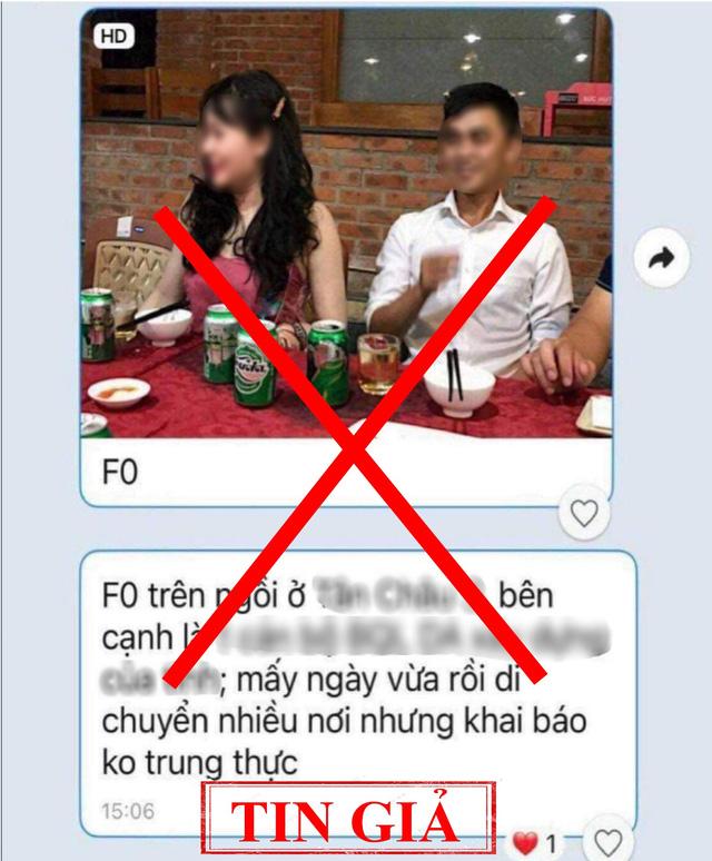 Quảng Trị cảnh báo thông tin giả về ca F0; Thừa Thiên Huế đón hơn 370 công dân từ TPHCM về quê - Ảnh 1.