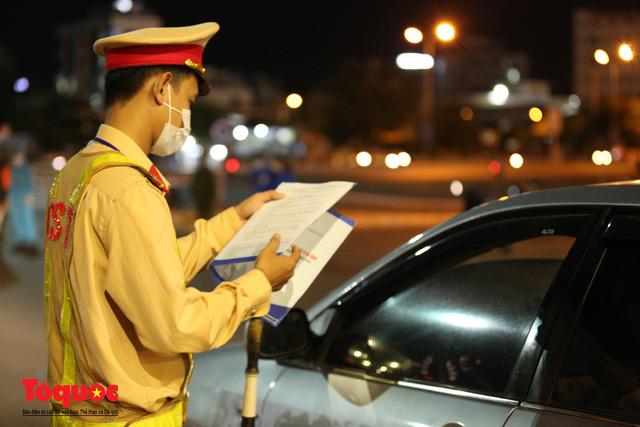 Hình ảnh Đà Nẵng bắt đầu thực hiện cách ly toàn xã hội từ 18 giờ tối nay - Ảnh 7.