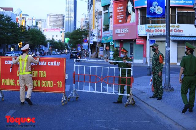 Hình ảnh Đà Nẵng bắt đầu thực hiện cách ly toàn xã hội từ 18 giờ tối nay - Ảnh 2.