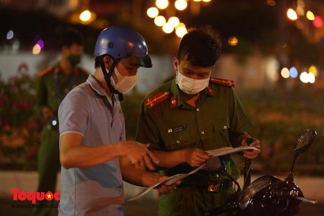 Hình ảnh Đà Nẵng bắt đầu thực hiện cách ly toàn xã hội từ 18 giờ tối nay - Ảnh 9.