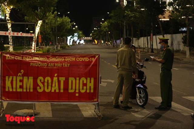 Hình ảnh Đà Nẵng bắt đầu thực hiện cách ly toàn xã hội từ 18 giờ tối nay - Ảnh 11.