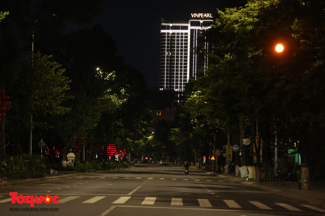 Hình ảnh Đà Nẵng bắt đầu thực hiện cách ly toàn xã hội từ 18 giờ tối nay - Ảnh 15.