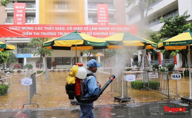 Hà Nội: Đảm bảo an toàn trong kỳ thi THPT quốc gia - Ảnh 1.