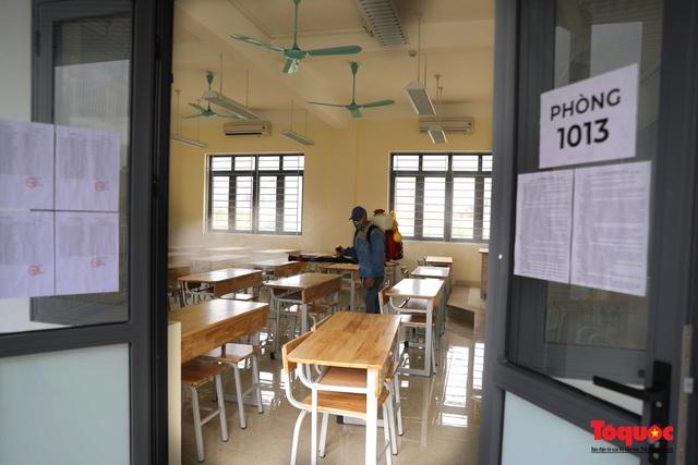 Hà Nội: Đảm bảo an toàn trong kỳ thi THPT quốc gia - Ảnh 4.