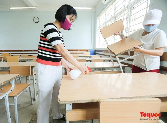 Hà Nội: Đảm bảo an toàn trong kỳ thi THPT quốc gia - Ảnh 10.